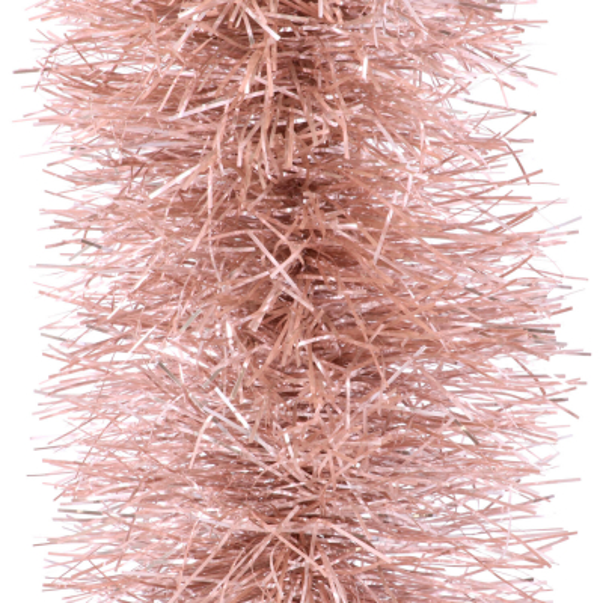 Christmas Garland Pink 270x15cm shiny
