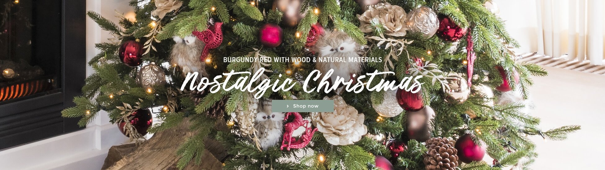 All your Christmas decorations 20/20 online available