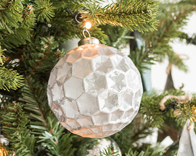 Hanging Wooden Christmas Tree Bauble Gift Santa Stars Trees Baubles Xmas Decor